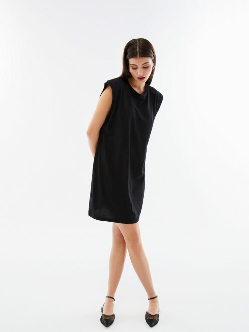 BLAMEYOURDAZE TSHIRT DRESS SLEEVELESS