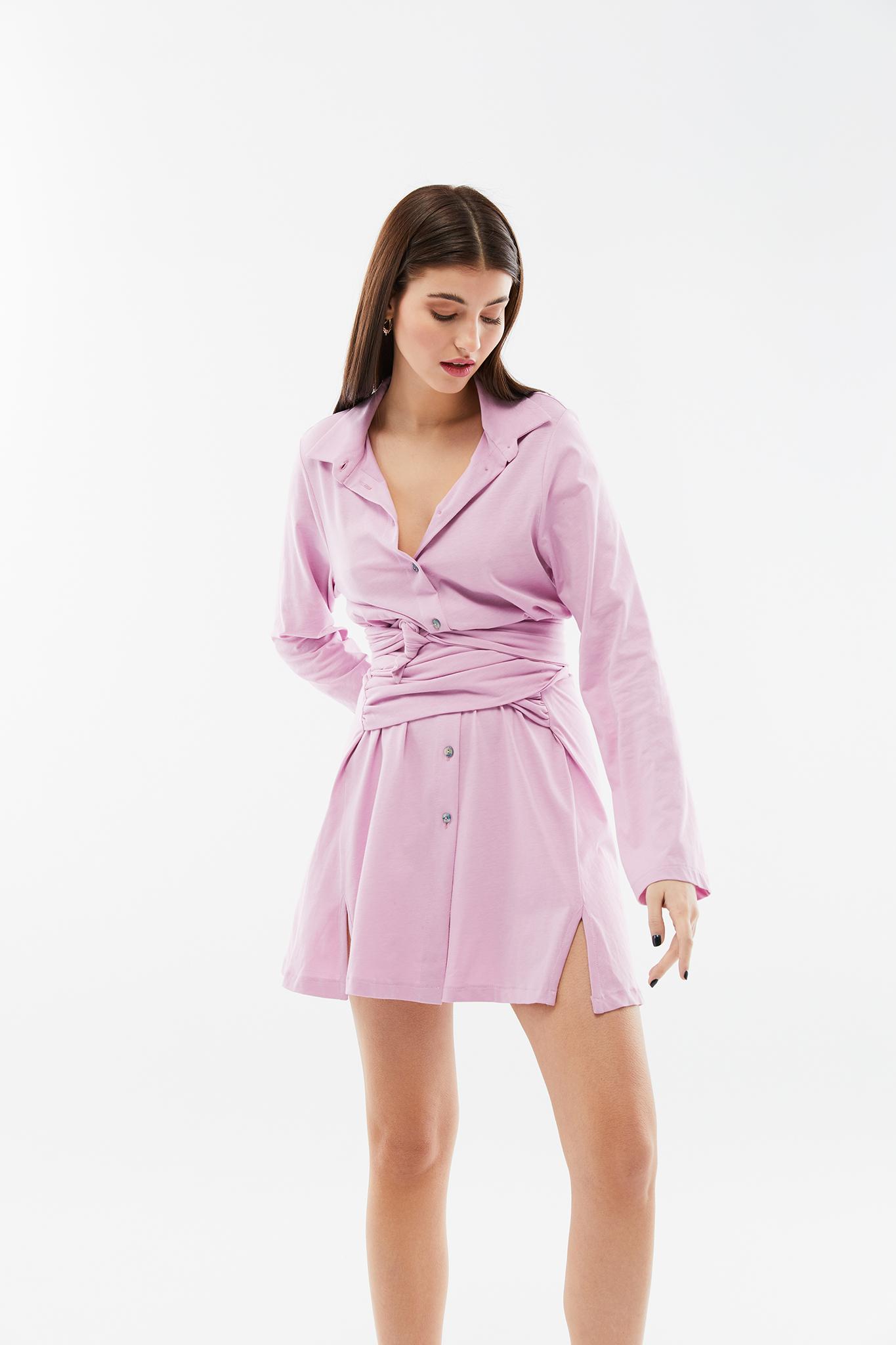 BLAMEYOURDAZE SHIRT DRESS