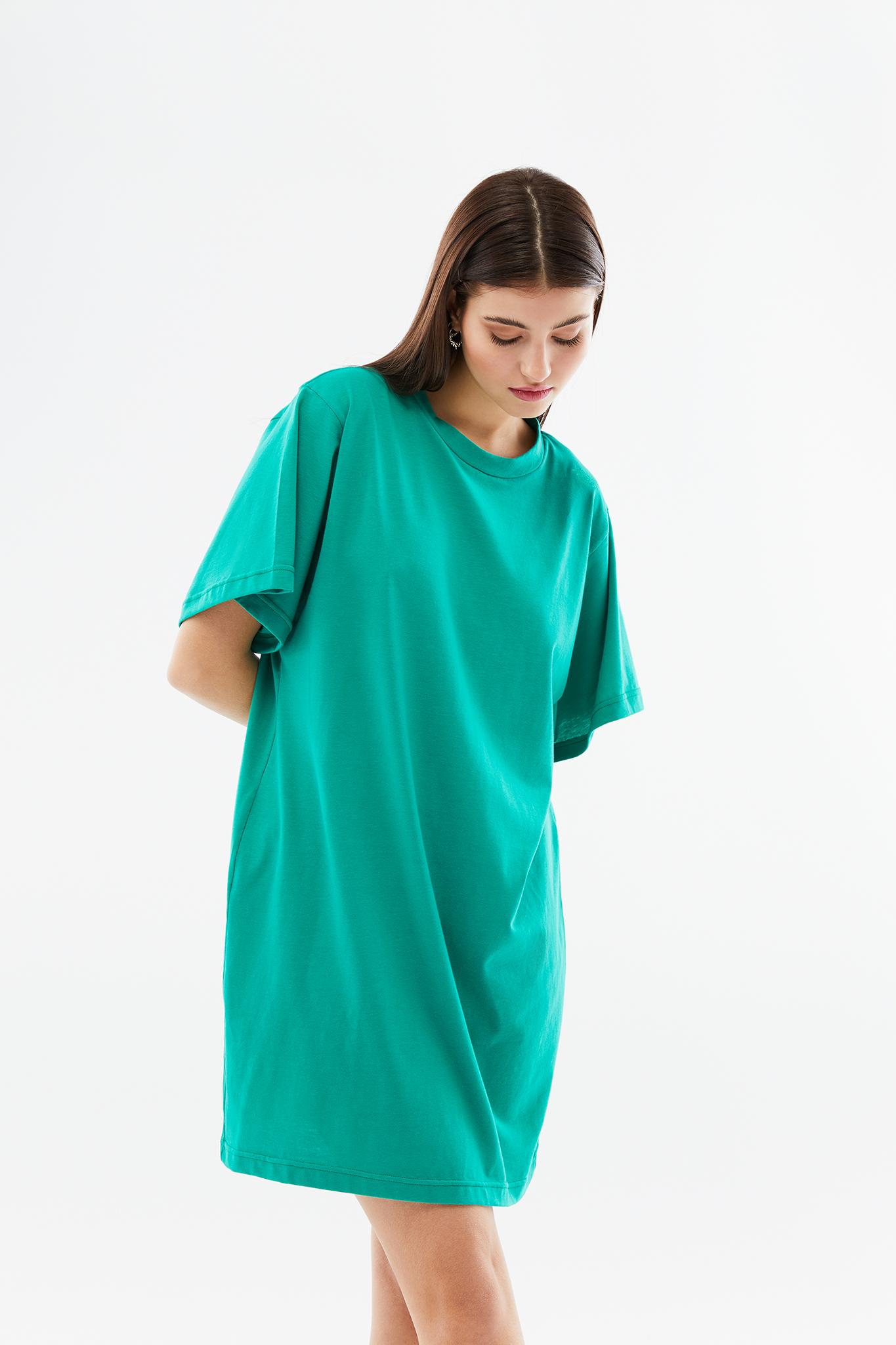 BLAMEYOURDAZE GREEN DRESS