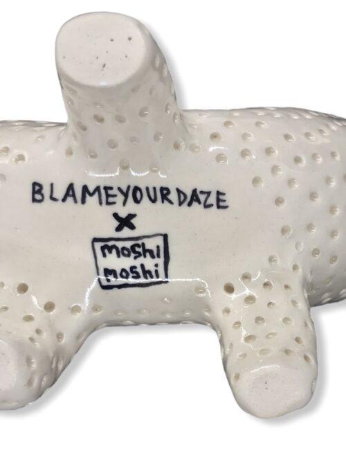 blameyourdaze ceramic vase